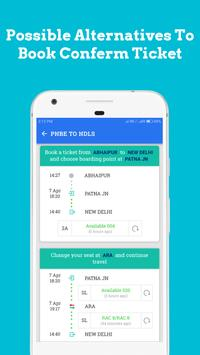 Live Train Status, Confirm Train Seat & PNR Status screenshot 6