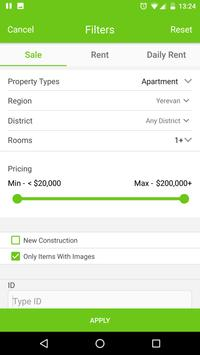 MyRealty.am apk screenshot