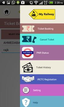 My Railway screenshot 5