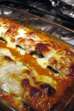 Eggplant Parmesan Recipes screenshot 5