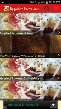 Eggplant Parmesan Recipes poster
