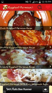 Eggplant Parmesan Recipes apk screenshot