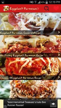 Eggplant Parmesan Recipes screenshot 2