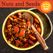 Nuts and Seeds Recipes icon