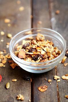 Nuts and Seeds Recipes apk screenshot