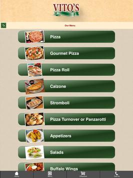 Vito's Pizza, Pasta and Grill screenshot 7