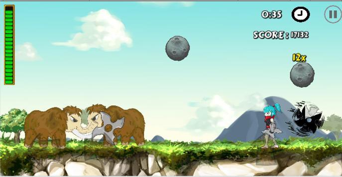 Armageddon Escape screenshot 2