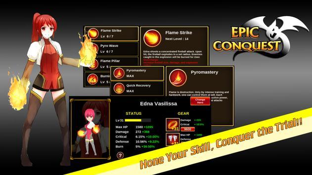 Epic Conquest screenshot 1