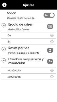 Word Search Spanish screenshot 7