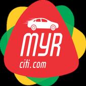 MyRideCiti icon