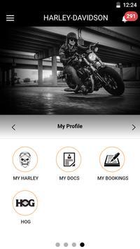 Coromandel Harley-Davidson poster