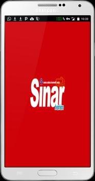Sinar Harian RSS Reader poster