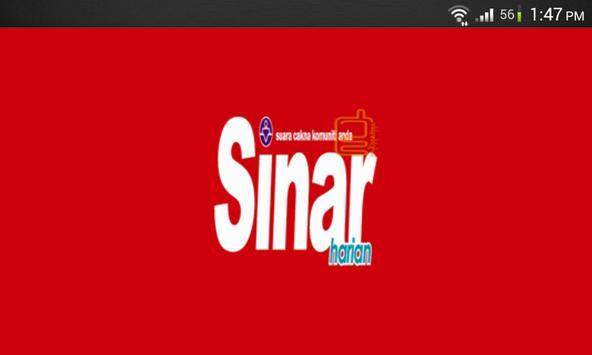 Sinar Harian RSS Reader apk screenshot