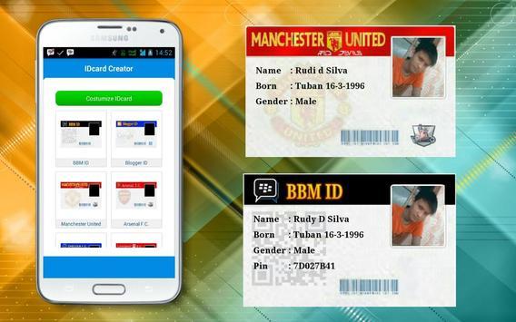 ID Card Creator screenshot 4