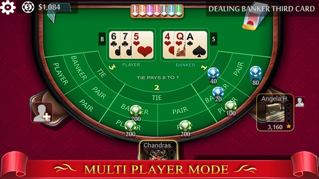 Baccarat Live Punto Banco For Android Apk Download