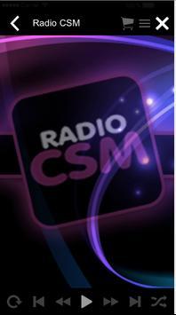 Radio CSM screenshot 1