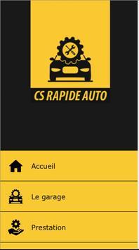 CS Rapid Auto Garage poster
