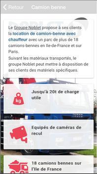 Groupe Noblet screenshot 3