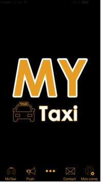 MY TAXI 33 poster