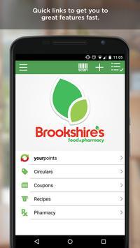 Brookshire's screenshot 1