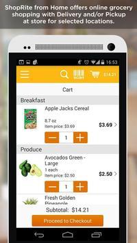 ShopRite apk screenshot
