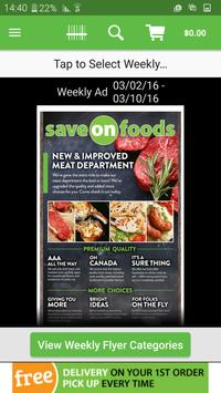 Save-On-Foods poster