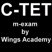 CTET mexam by Wings Academy icon