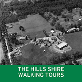 The Hills Shire Walking tours icon