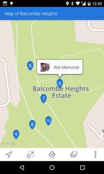 The Hills Shire Walking tours screenshot 2