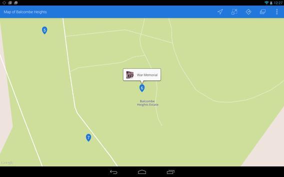 The Hills Shire Walking tours screenshot 8
