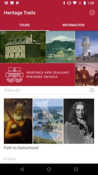 Heritage Trails-poster