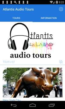 Atlantis Audio Tours poster