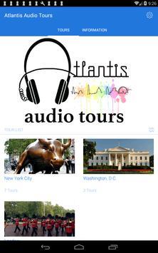 Atlantis Audio Tours apk screenshot