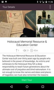 Holocaust Memorial Center screenshot 1