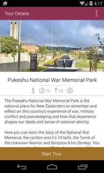 Pukeahu National War Memorial screenshot 1