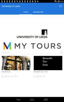 University of Leeds apk screenshot
