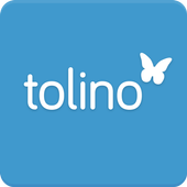 tolino - eBook reader and audiobook player app icon