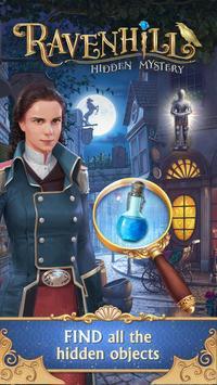 Ravenhill: Hidden Mystery постер