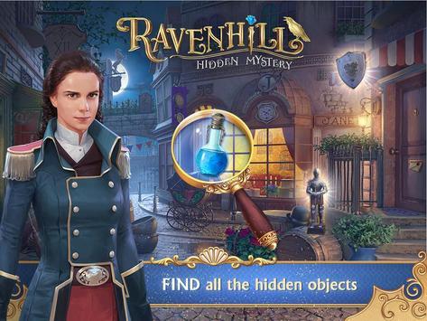 Ravenhill: Hidden Mystery скриншот 12
