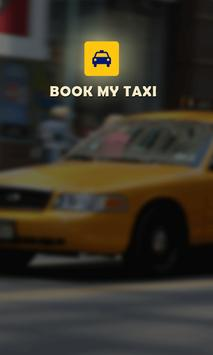 Book My Taxi User - Mobile Application poster