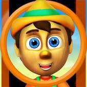 My Talking Pinocchio icon