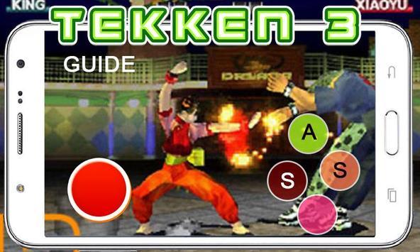 Play Win Tekken 3 Guide Tips poster