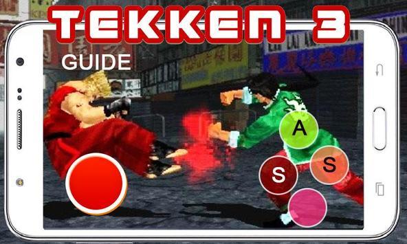 Play Win Tekken 3 Guide Tips apk screenshot