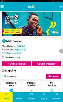 My Telkom screenshot 1