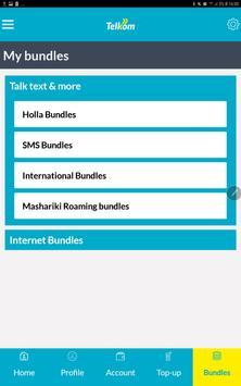My Telkom screenshot 3