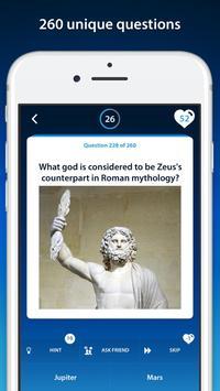 Mythology Quiz screenshot 1