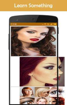 Makeup Pictures (face, eye, lip) screenshot 3