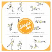 Brazilian Butt Workout icon