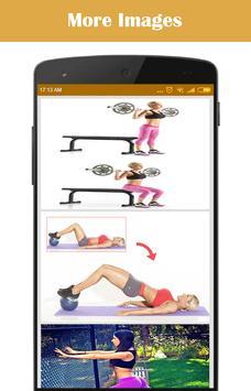 Brazilian Butt Workout poster