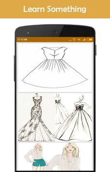 How to Draw Dresses screenshot 4